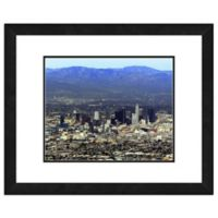 Photo File Los Angeles, Hollywood CA 22-Inch x 26-Inch Framed Photo Wall Art