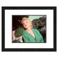 Marilyn Monroe Color Portrait 22-Inch x 26-Inch Framed Wall Art