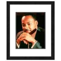 Martin Luther King Jr.18-Inch x 22-Inch Framed Wall Art