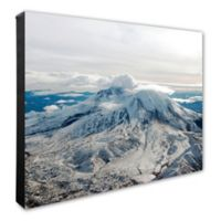 Photo File Mount St. Helens 16-Inch x 20-Inch Photo Canvas Wall Art