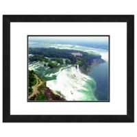 Photo File Niagara Falls 18-Inch x 22-Inch Framed Canvas Wall Art