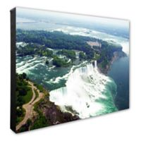 Photo File Niagara Falls 16-Inch x 20-Inch Canvas Wall Art