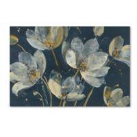 Trademark Fine Art 49-Inch x 37-Inch Translucent Garden Canvas Wall Art