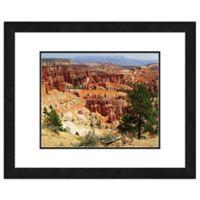 Bryce Canyon, Utah 22-Inch x 26-Inch Framed Wall Art