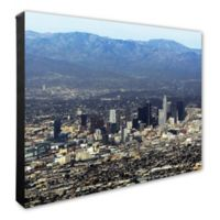 Photo File Los Angeles, Hollywood CA 16-Inch x 20-Inch Photo Canvas Wall Art