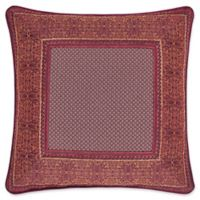 J. Queen New York™ Ellington 18-Inch x 18-Inch Square Throw Pillow in Red