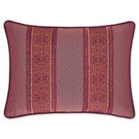 J. Queen New York™ Ellington Boudoir Throw Pillow in Red