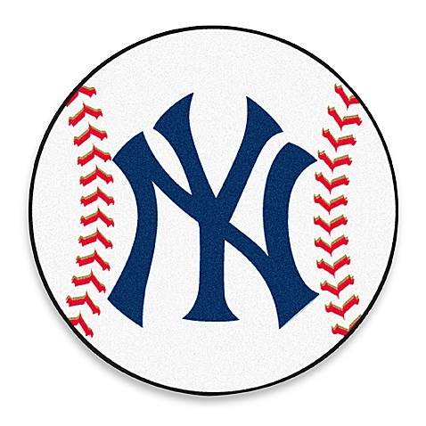 Yankees 2-Foot 3-Inch Accent Rug