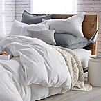 DKNYpure® Comfy King Duvet Cover in White