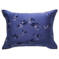Frette At Home Sanremo Standard Pillow Sham in Sapphire
