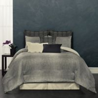 Laundry By Shelli Segal® Avalon Queen Comforter Set in Platinum
