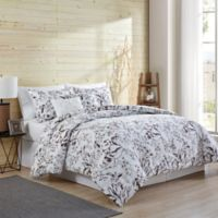 VCNY Home Faye 5-Piece Full/Queen Comforter Set in White