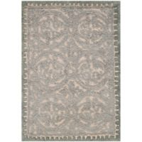Safavieh Cambridge Lindsey 3' x 5' Hand-Tufted Accent Rug in Dusty Blue