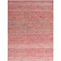 Amer Amber Geometric 4-Foot x 6-Foot Area Rug in Red