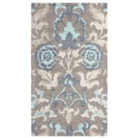 Laura Ashley® Penelope 5' x 8' Area Rug in Blue
