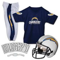 NFL Los Angeles Chargers Youth Deluxe Uniform Set