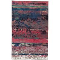 Mohawk Home Eroded Color 7-Foot 6-Inch x 10-Foot Area Rug in Pink