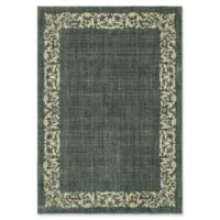 Mohawk Home Madison 5-Foot 3-Inch x 7-Foot 6-Inch Area Rug in Blue
