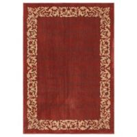 Mohawk Home Madison 8-Foot x 10-Foot Area Rug in Burgundy