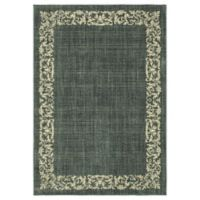 Mohawk Home Madison 8-Foot x 10-Foot Area Rug in Blue