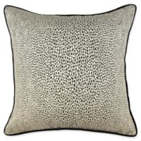 Laundry By Shelli Segal® Avalon Square Throw Pillow in Platinum