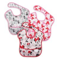 Disney Baby 3-pack Minnie Mouse Waterproof SuperBib from Bumkins®