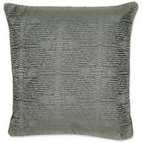 Laundry by SHELLI SEGAL® Textura European Pillow Sham in Grey