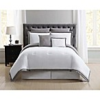 Truly Soft Everyday Hotel 7-Piece King Comforter Set in Grey/White
