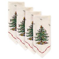 Spode® Christmas Tree by Avanti Napkins (Set of 4)