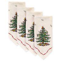 Spode® Christmas Tree by Avanti Napkins (Set of 4)