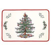 Spode® Christmas Tree by Avanti 20-Inch x 30-Inch Memory Foam Kitchen Mat
