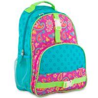 Stephen Joseph® All Over Print Paisley Backpack