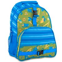 Stephen Joseph® All Over Print Construction Backpack