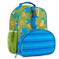 Stephen Joseph® Construction Print Mini Backpack