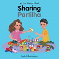 """My First Bilingual Book - Sharing Partilha "" Book (English/Portuguese)"