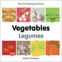 """My First Bilingual Book - Vegtables Legumes"" Book (English/Portuguese)"
