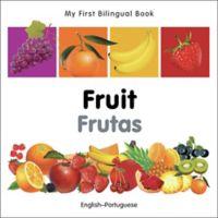 """My First Bilingual Book - Fruit Frutas"" Book (English/Portuguese)"