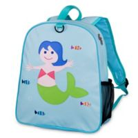 Olive Kids™ Mermaid Embroidered Backpack in Blue