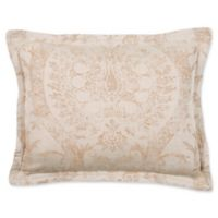 Christy Lifestyle Salisbury Oblong Throw Pillow in Linen