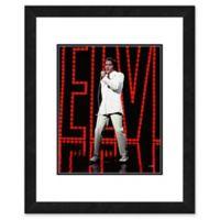 Elvis Presley Photo Three 18-Inch x 22-Inch Canvas Wall Art