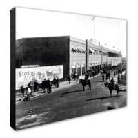 Fenway Park 20-Inch x 24-Inch Photo Canvas Wall Art