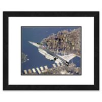 F-16 Flying Falcon 22-Inch x 26-Inch Framed Wall Art