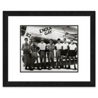 Enola Gay Crew 22-Inch x 26-Inch Framed Wall Art