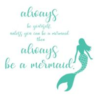 WallPops!® Always be Yourself Wall Decal