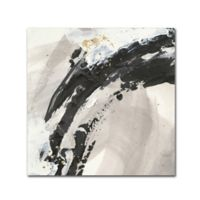 Trademark Fine Art Galaxy I 14-Inch Square Canvas Wall Art