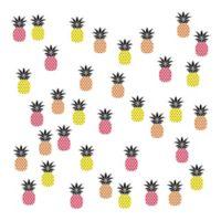 WallPops!® Aloha Pineapple Applique Kit