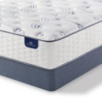 Serta® Perfect Sleeper® Meriwether Plush Low Profile Twin Mattress Set