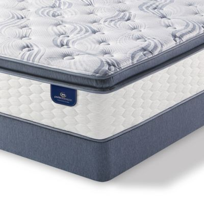 Serta twin mattress Heritage Serta Perfect Sleeper Willamette Super Pillow Top Twin Mattress Set Bed Bath Beyond Buy Serta Mattress Sets Bed Bath Beyond