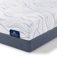 Serta® Perfect Sleeper® Coleridge Plush Low Profile Twin Mattress Set