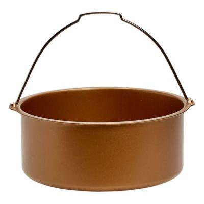 Power Air Fryer XL 5.3 Cake Barrel in Copper